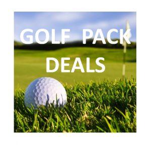 Golf Pack Deals