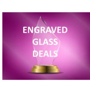 Engraved Glass Deals