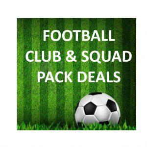 Football Club & Squad Packs