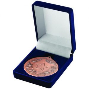 Medals In Cases